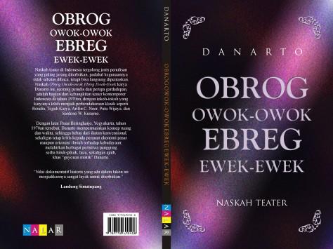 [SGA Merekomendasi Buku Baru] Buku Naskah Teater OBROG karya Danarto