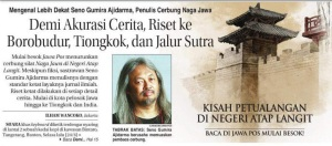 SGA di JP Minggu