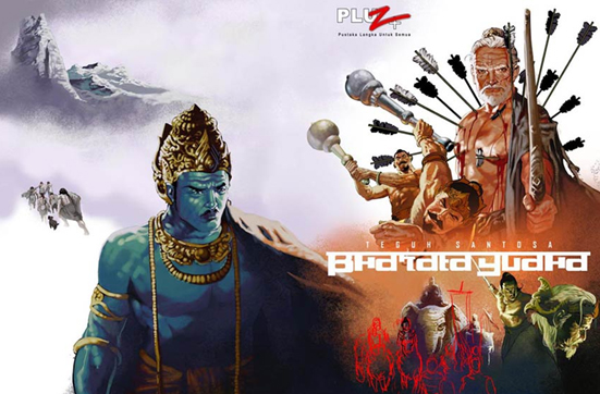 The Mahabharata in Comics