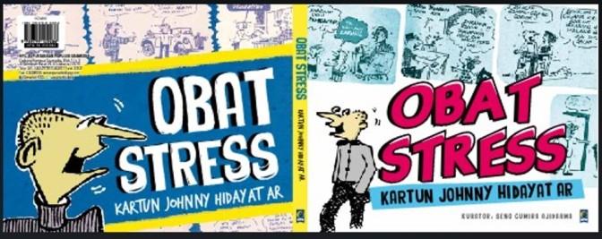 [Rekomendasi SGA] Obat Stress oleh Johnny Hidayat AR
