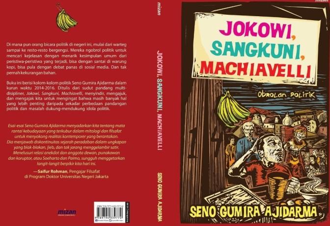 """[BUKU BARU] Obrolan Politik karya SGA """"Jokowi, Sangkuni, Machiavelli"""""""